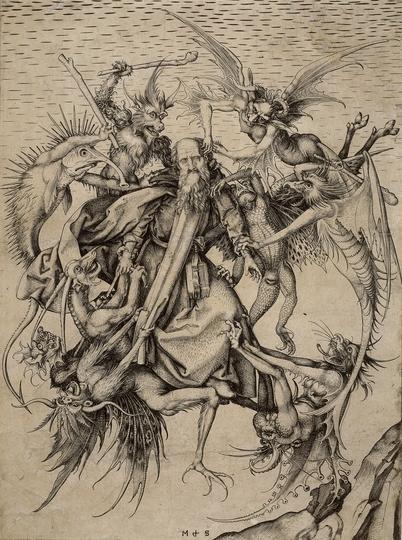 Demonología (Jerarquías demoníacas) (4/6)