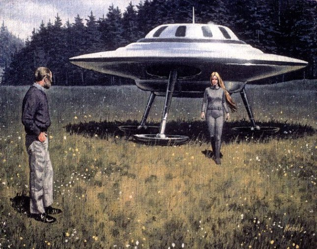 Billy Meier y Semjase
