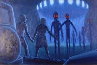Encuentro con extraterrestres