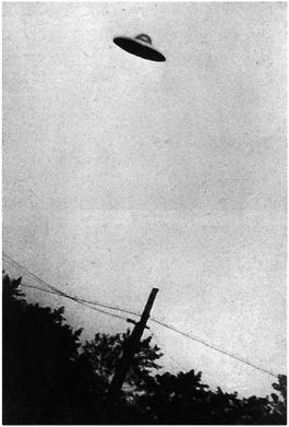 OVNI New Jersey 1952