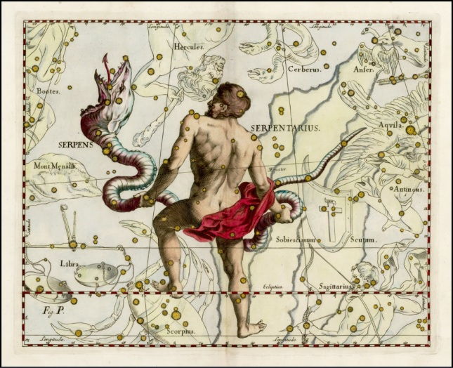 Serpens & Serpentarius