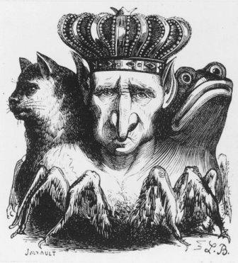 Jerarquías demoníacas Bael