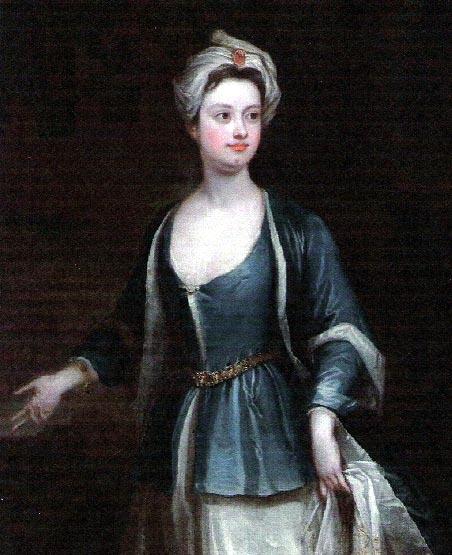 Charles Jervas - Lady Dorothy Walpole