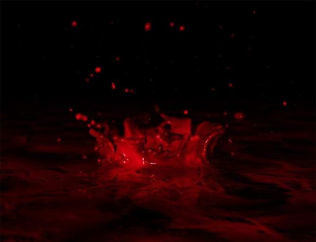 Gota de sangre