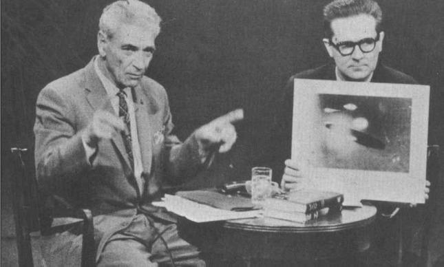 Adamski en TV
