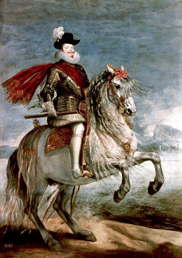Diego Velázquez - Felipe III