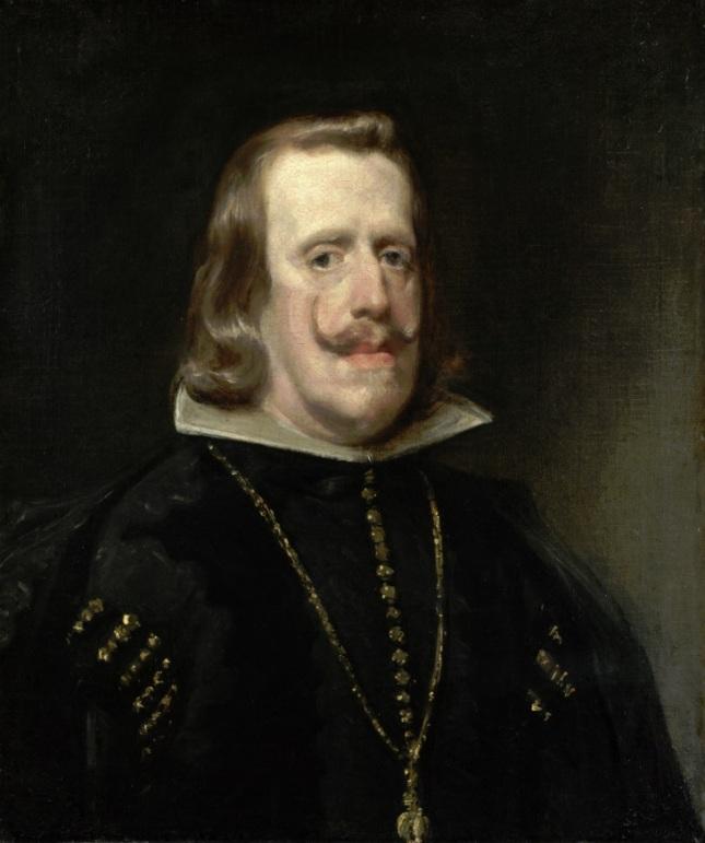 Diego Velázquez - Felipe IV