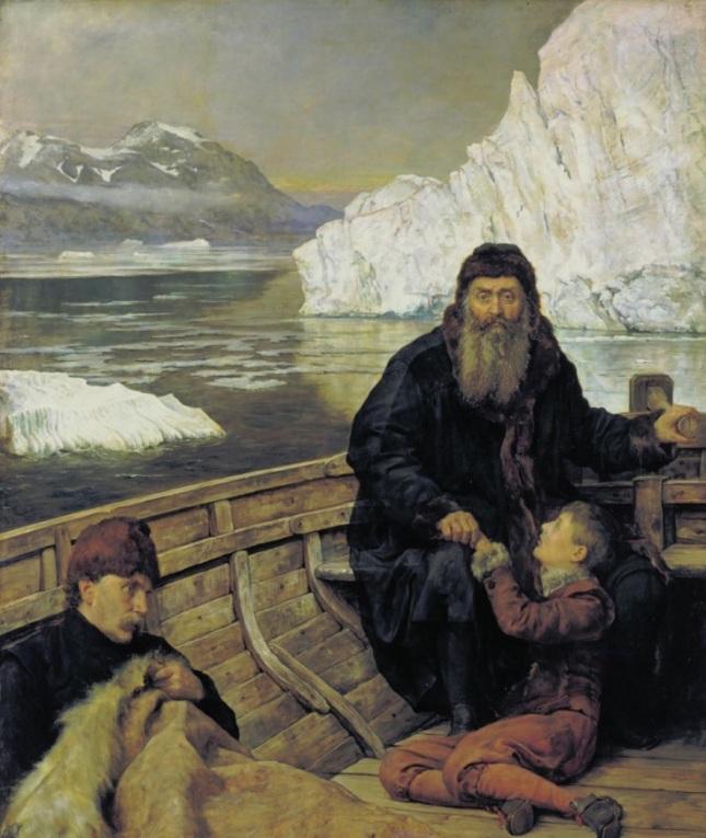 El último viaje de Henry Hudson