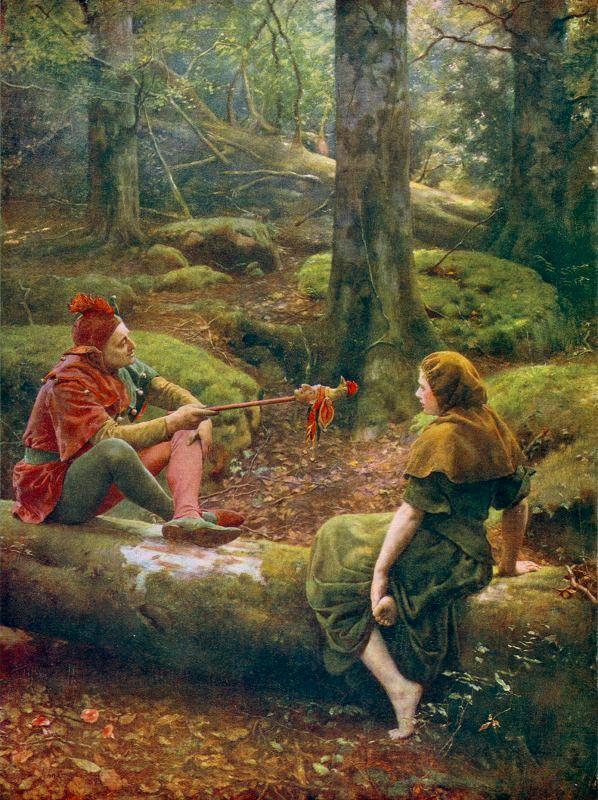 En el bosque de Arden