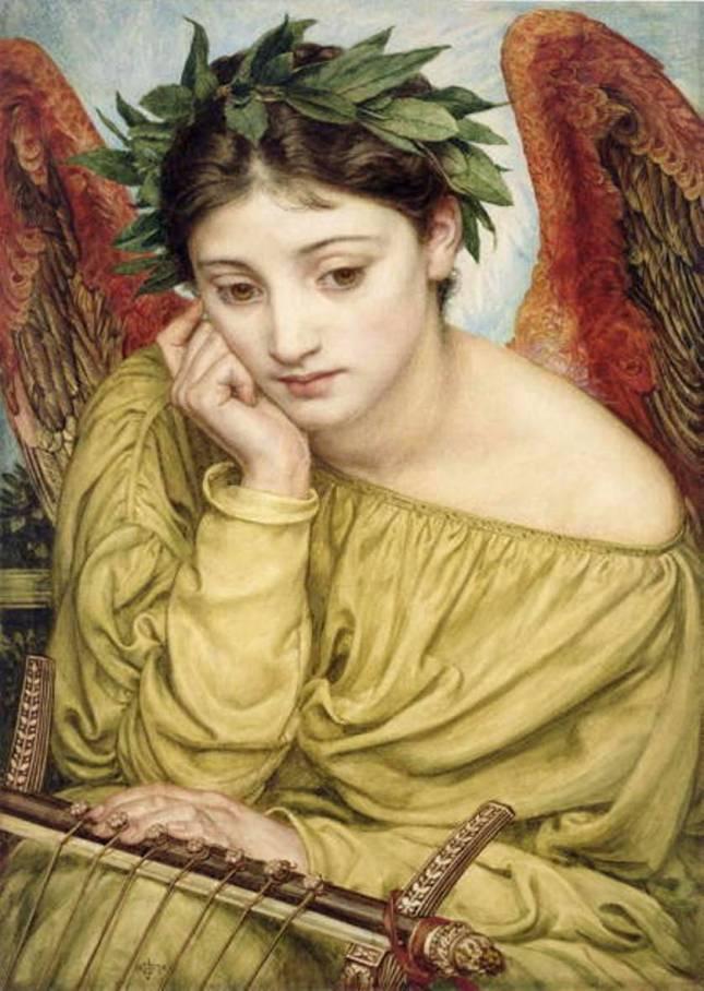 Erato, Musa de la Poesía