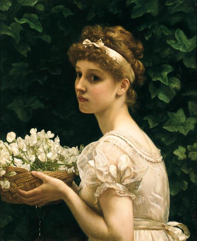 Flores de guisante