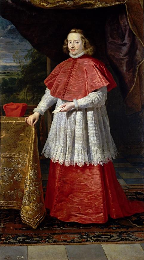Gaspar de Crayer - Cardenal Infante Don Fernando de Austria