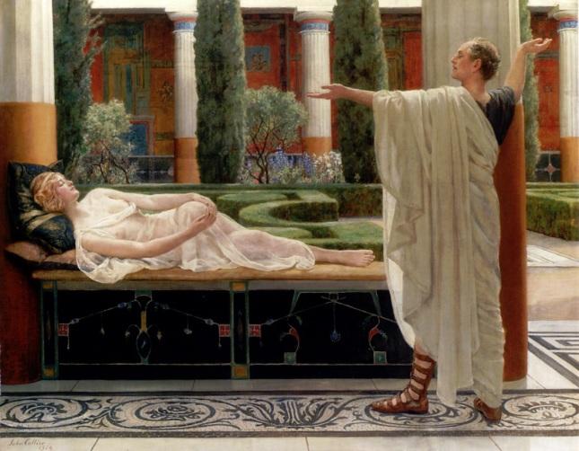 Horacio y Lydia