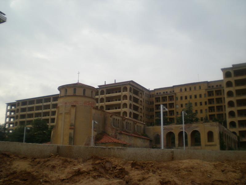 Hospitales y sanatorios abandonados (España) (6/6)