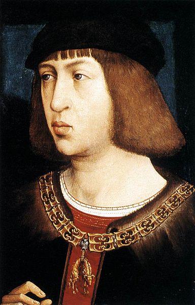 Juan de Flandes - Felipe I de Castilla