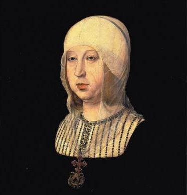 Juan de Flandes - Isabel la Católica