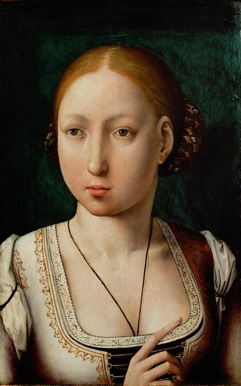 Juan de Flandes - Juana I de Castilla