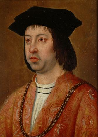 Michael Sittow - Fernando II de Aragón
