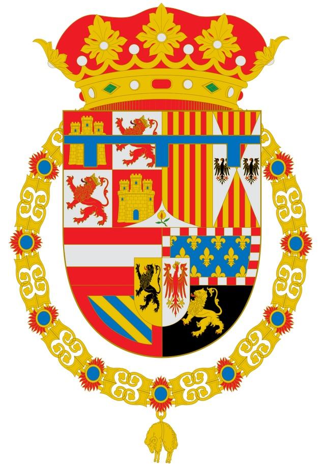 Príncipe de Asturias 1528 - 1556