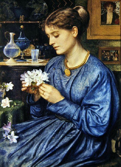 Retrato de Agnes McDonald