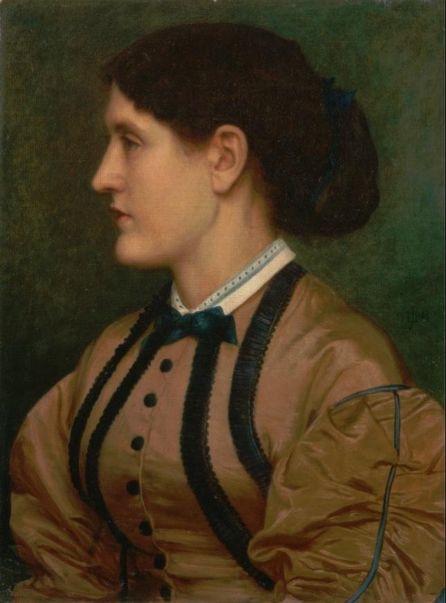 Retrato de Eliza Eastlake