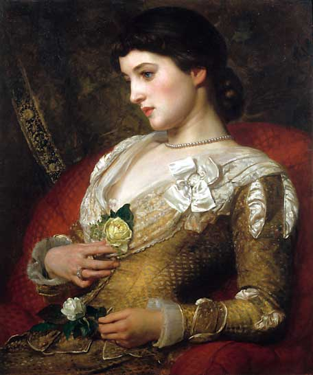 Retrato de Lillie Langtry