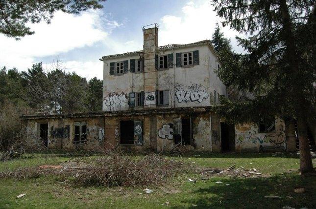 Sanatorio de Agramonte1