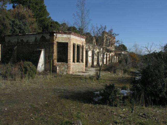 Sanatorio de la Alfaguara2