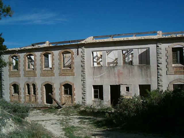 Sanatorio de Torremanzanas2