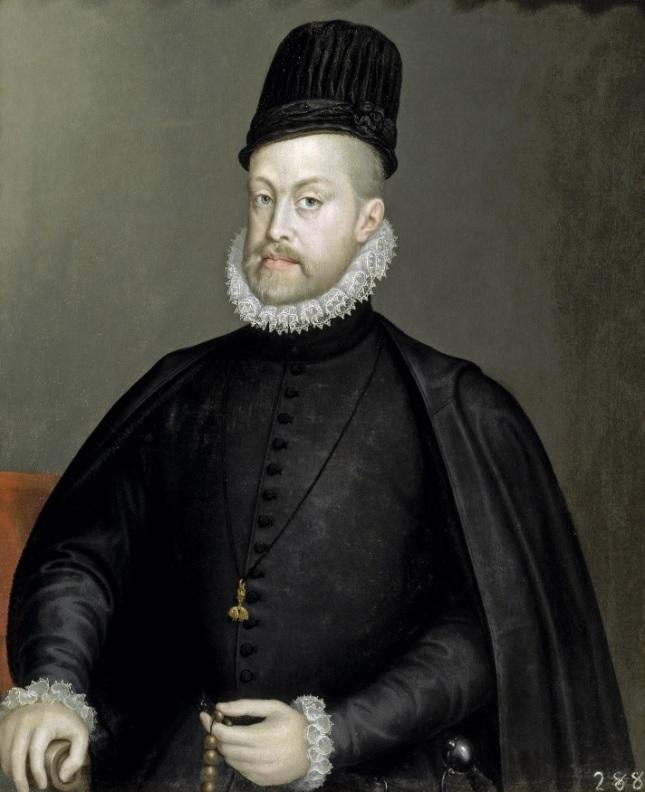 Sofonisba Anguissola - Felipe II