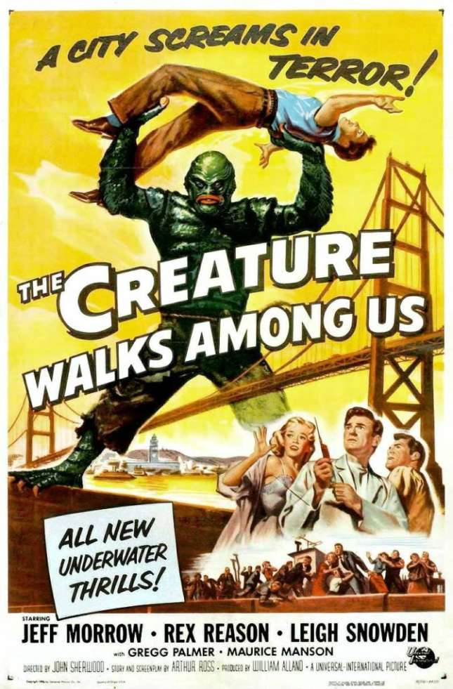 the-creature-walks-among-us