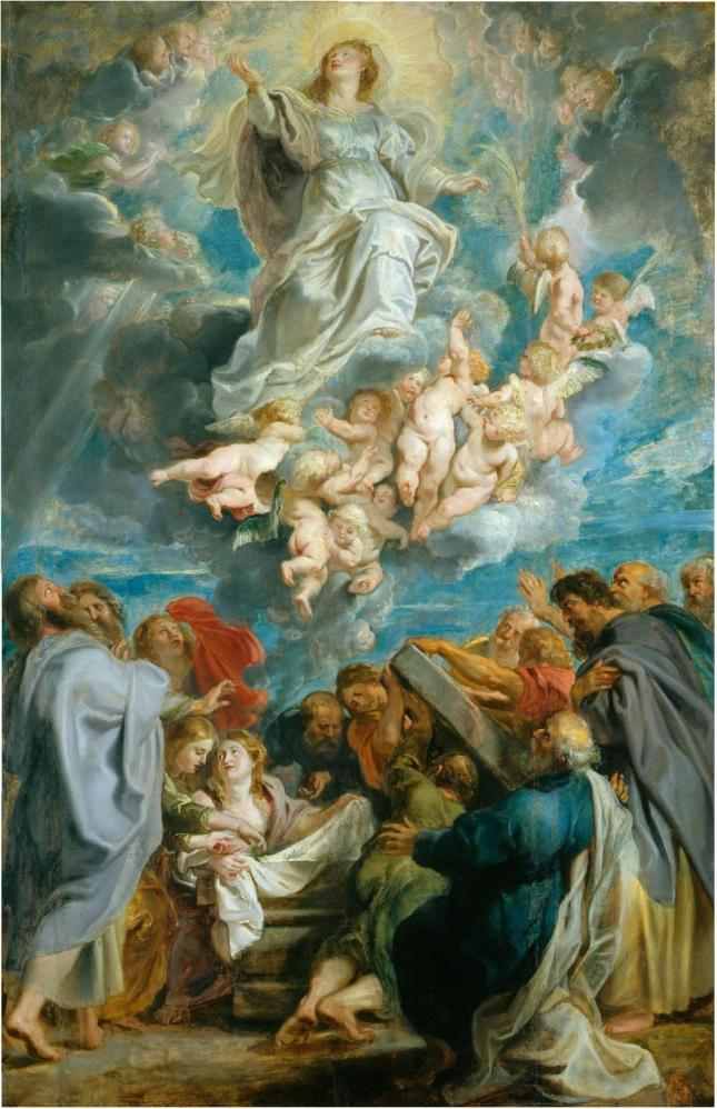 La Asunción de la Virgen