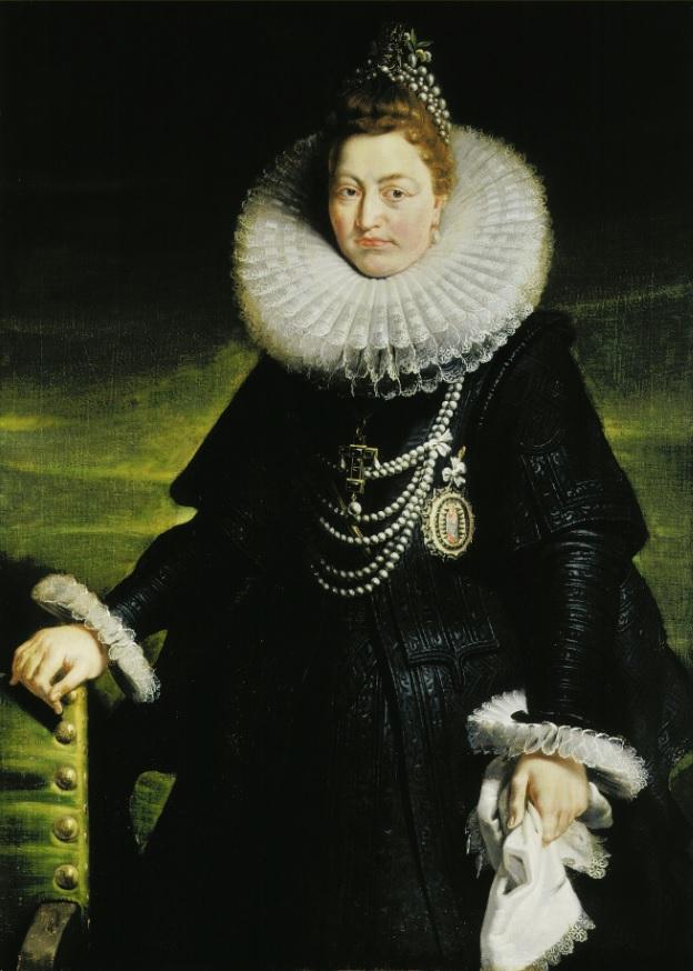 Retrato de Isabel Clara Eugenia