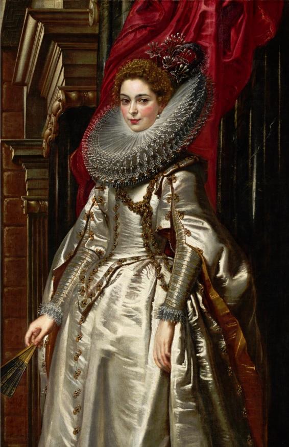 Retrato de la Marquesa Brigida Spinola Doria