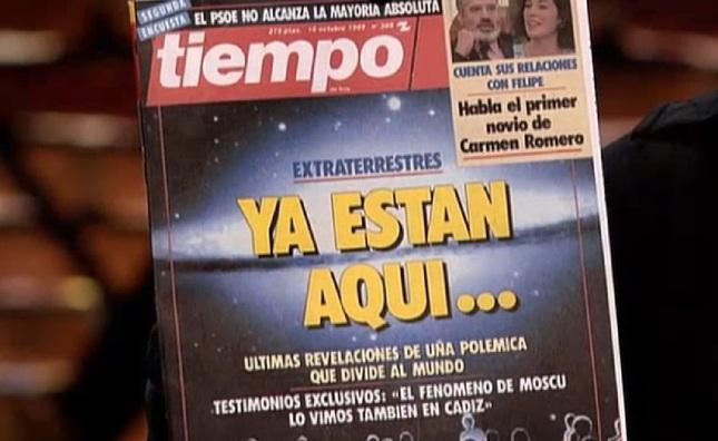 Revista Tiempo Vorónezh