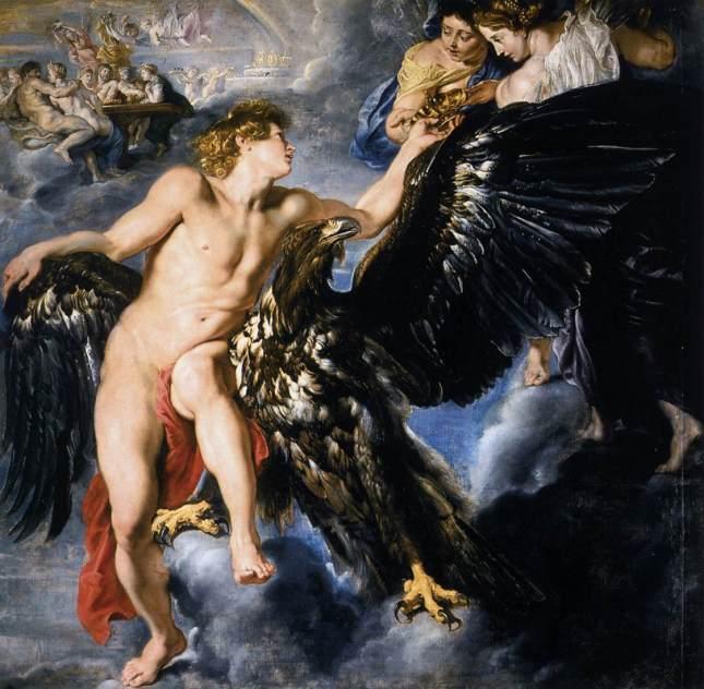 Secuestro de Ganímedes