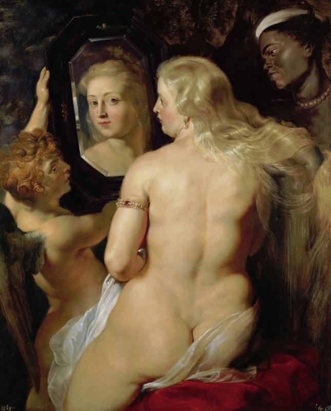 Venus en el espejo