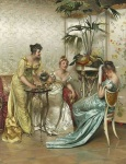 Frederic Soulacroix - The tea party