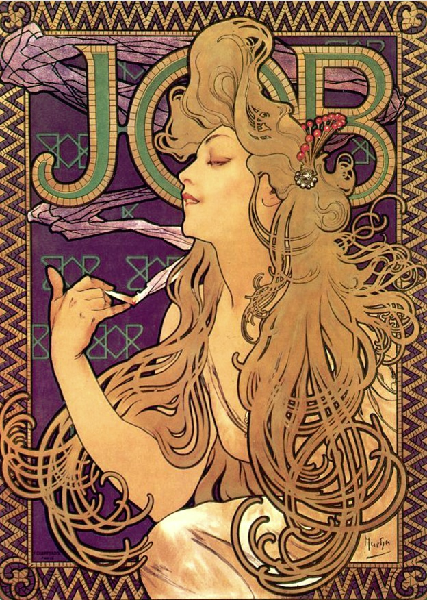 Job Cigarettes