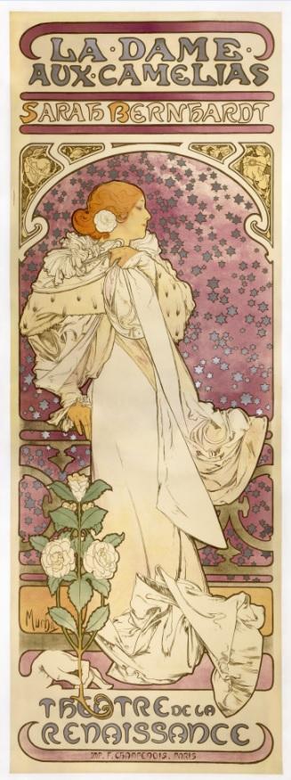 La Dame aux Camélias - Sarah Bernhardt