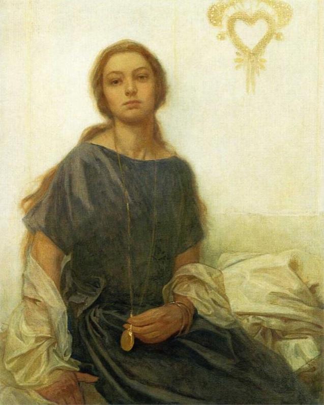 Retrato de Jaroslava