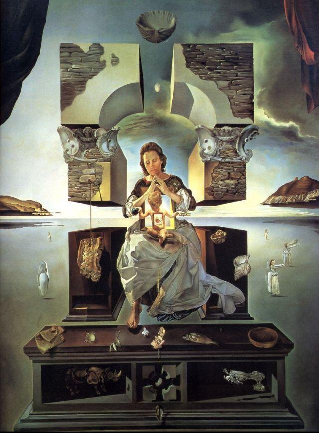 La Madonna de Port Lligat