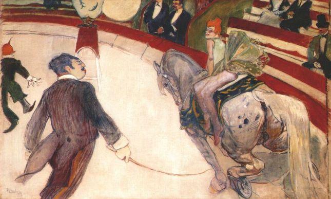 En el Circo Fernando