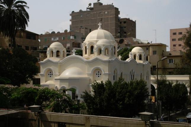 Iglesia de Santa María Zeitoun