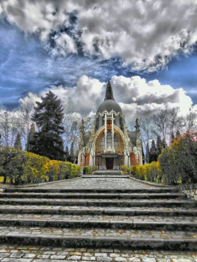 Capilla Cementerio de la Almudena