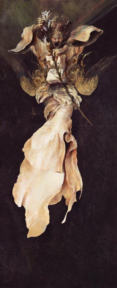 Gabriel (The Dream of Annunciation I)