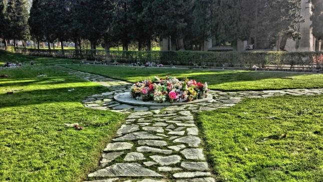 Jardín del recuerdo