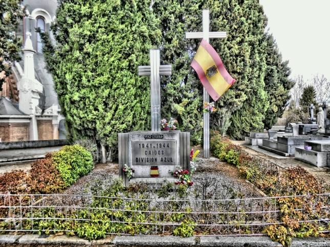 Monumento a los Caídos de la División Azul