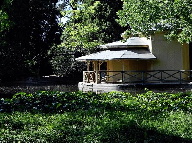 Casa de cañas