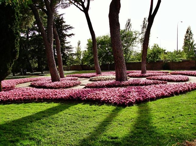 Parque de el capricho la exuberancia de hades - Jardines puente cultural ...